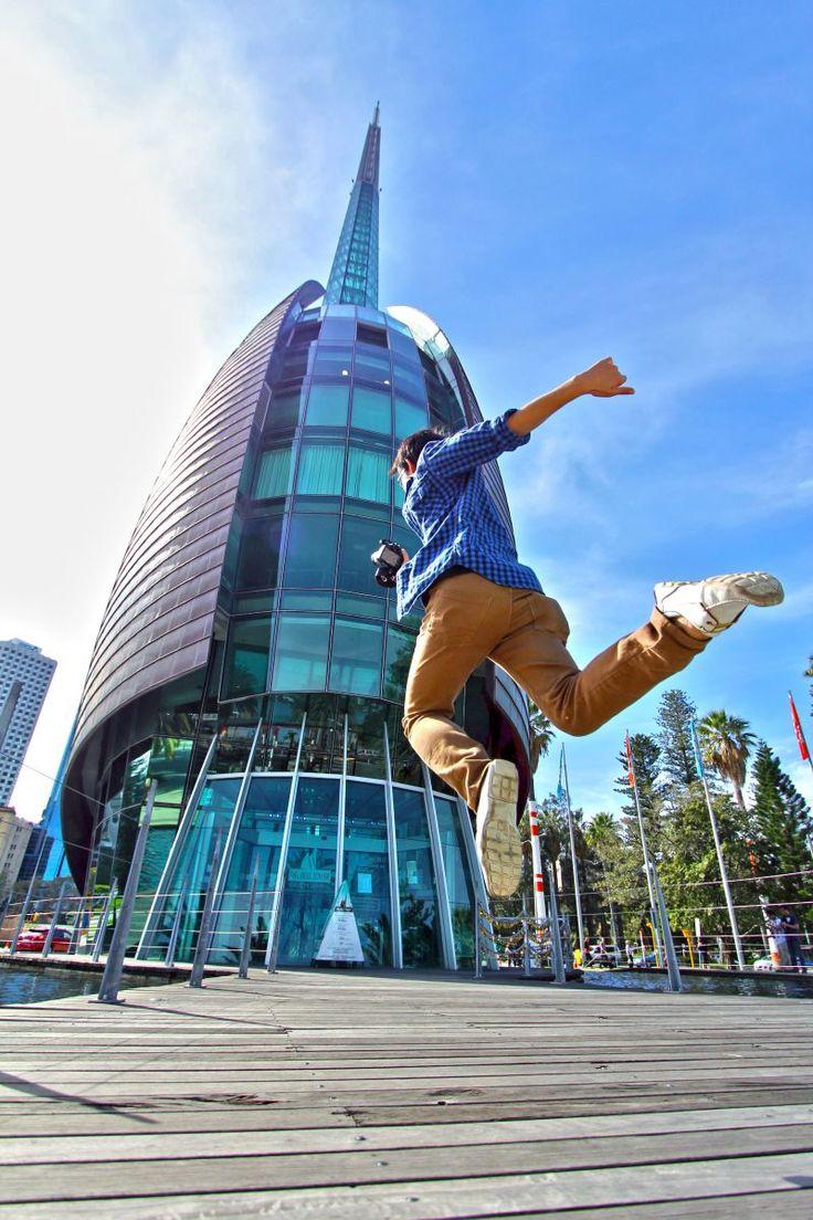 #Swan bell tower, #Perth WA, #Australia