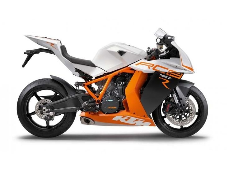 2014 KTM 1190 RC8 R Motorcycles