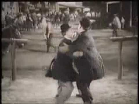 Laurel and Hardy Dance To The Gap Band -- Found this to replace the collapsed thread with L&H dancing to Santana's music.