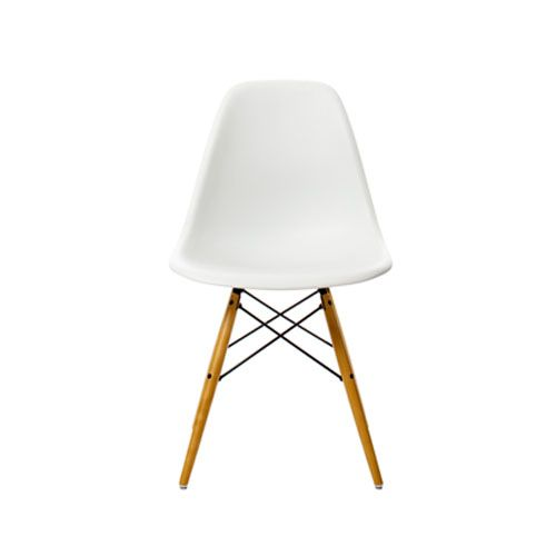Eames chaise DSW pieds clairs