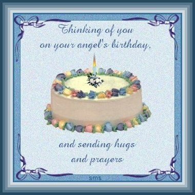 Happy Birthday in Heaven Poems | ... mom's 25th birthday in heaven, so Happy Birthday to both of our moms
