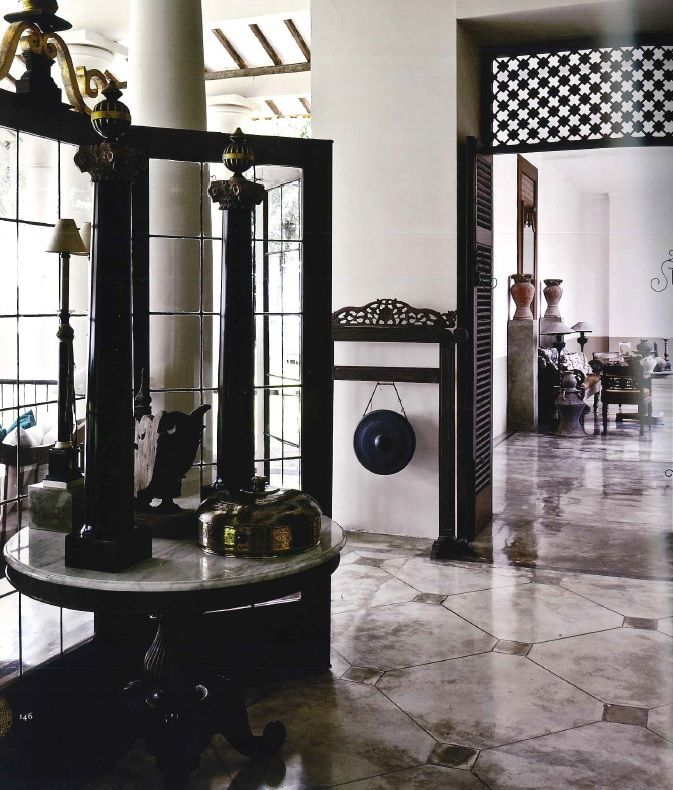 Jaya Contemporary design with a pedigree Cipicong Bogor, Indonesia