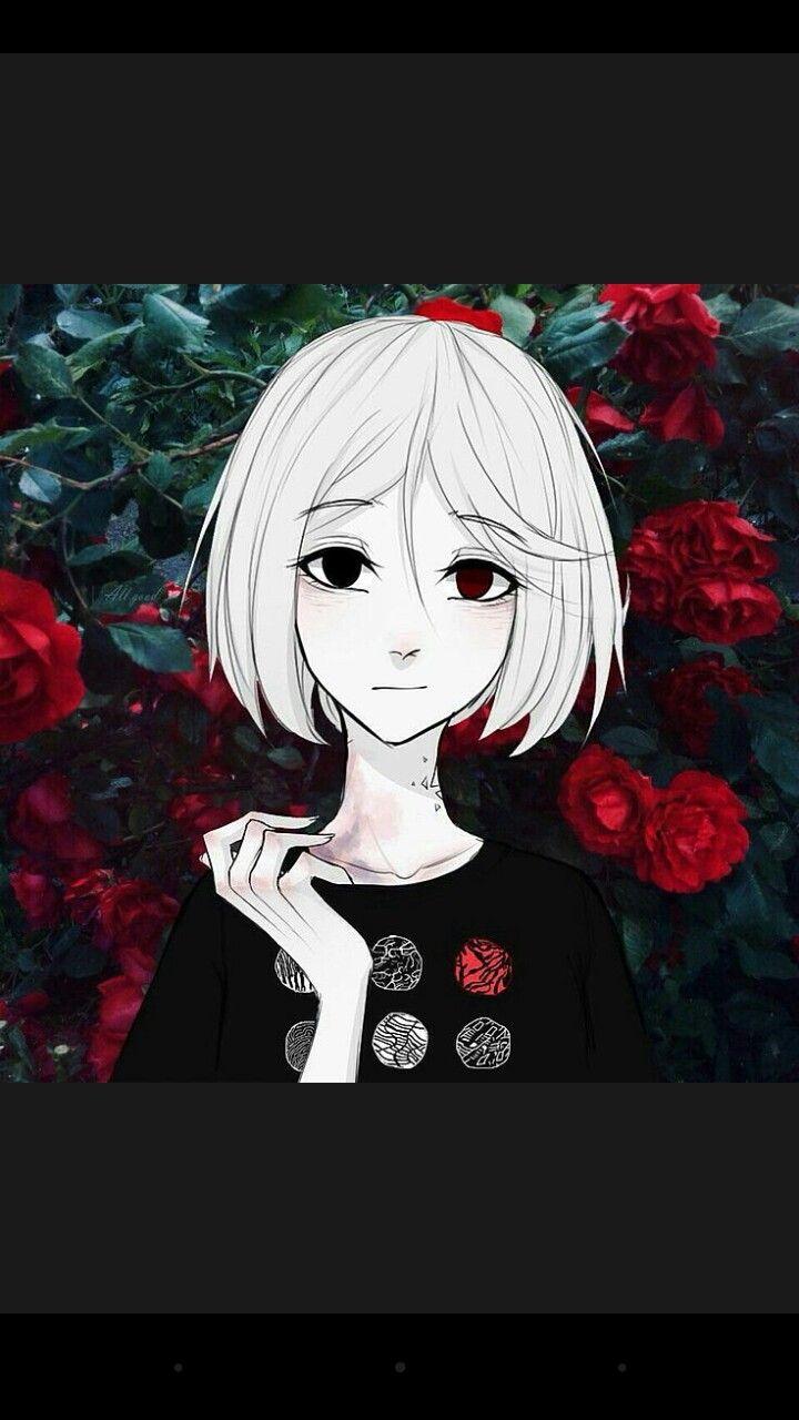 Pin Ot Polzovatelya Demon V Kedax Na Doske Na Avu Temnoe Anime