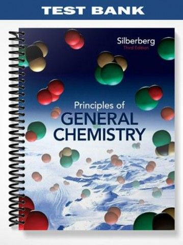 31 best testbank download images on pinterest manual textbook and test bank for principles of general chemistry 3rd edition by silberberg fandeluxe Gallery