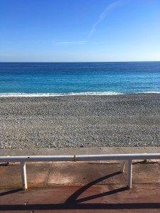 Nice, France Beach Mediterranean Sea