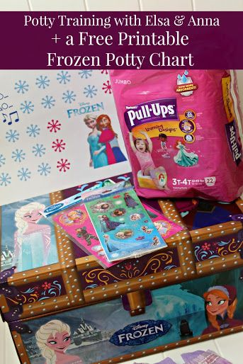 free printable disney frozen potty chart   potty training