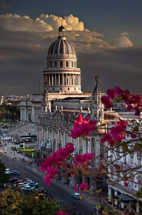 Havana, Cuba.I have been to Cuba twice and have yet to go into Havana, Loved our hotel and our beach...why leave