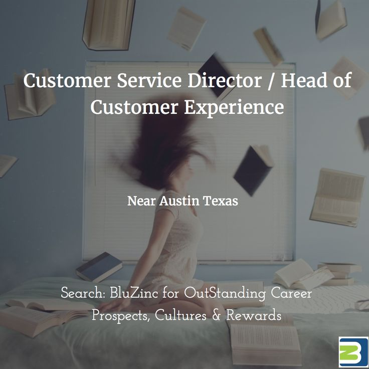 Customer Service Director Career -  marketing, education, certification, technology #georgetown #austin #texas