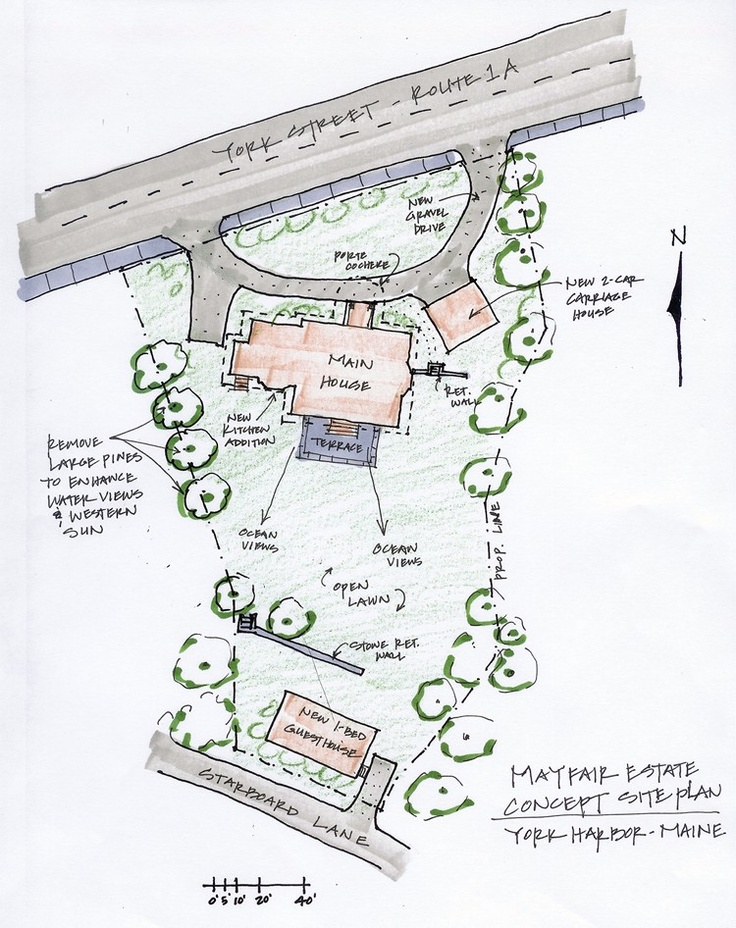 18 best images about site plan sketches on pinterest for Site plan drawing online