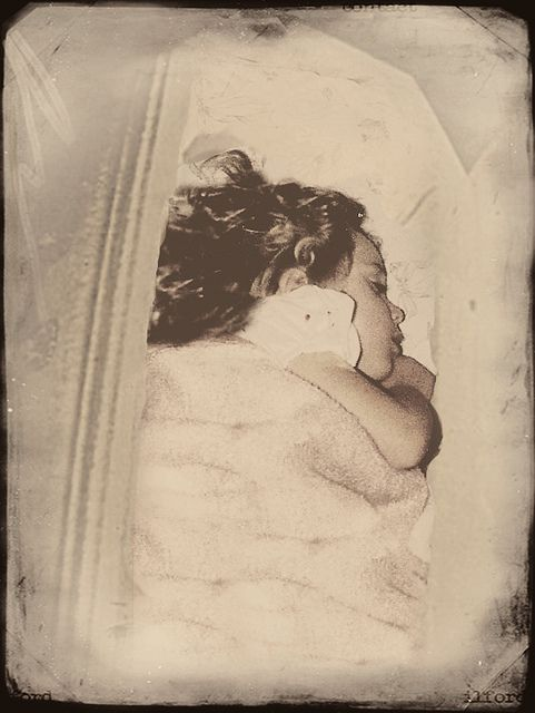 Baby Grace(post Mortem) | This was an old photo I dug up in …