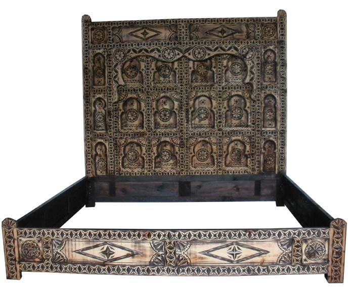 African bed furnishings pinterest africans carved for Furniture 0 interest