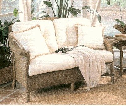 Lloyd Flanders Grand Traverse Sofa Replacement Cushions Lloyd Flanders Embassy Loveseat Replacement Cushions | Loveseats ...