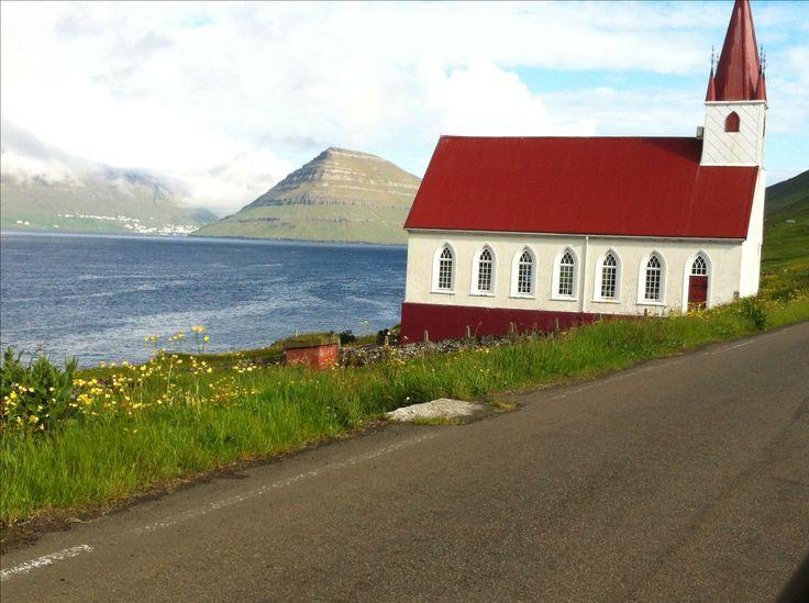 Vidoy.Faroe Islands