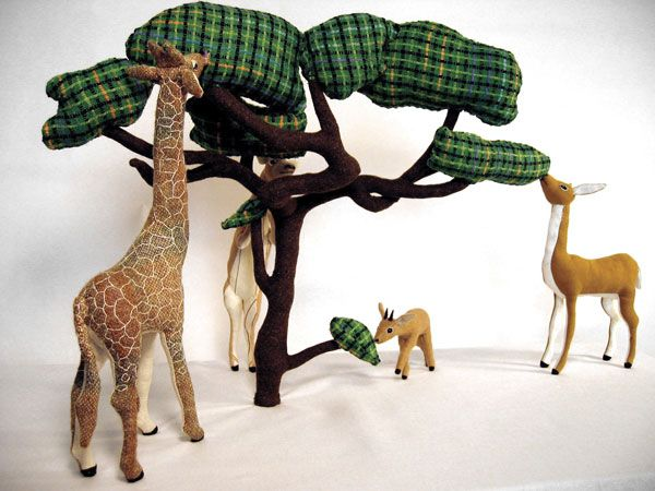 lustik:      Acacia Tree Eaters - Jennifer Muskopf