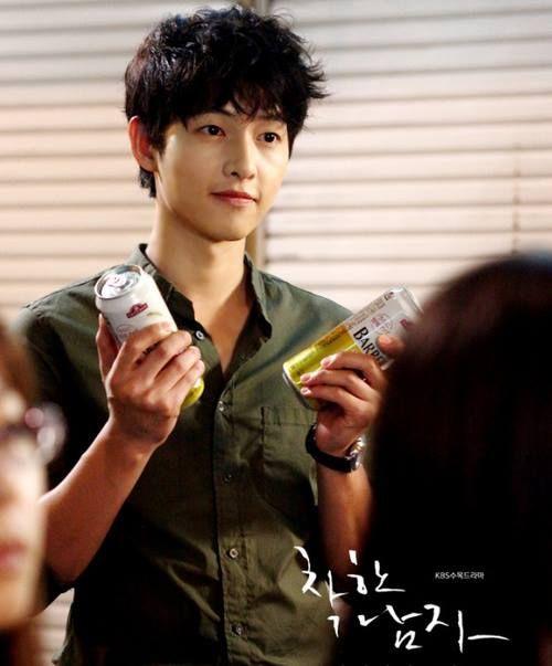 Song joong ki #KangMaRu #NiceGuy #K-Drama
