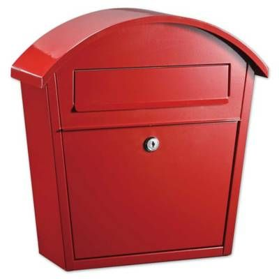 Product Image for QualArc® Winfield Series Ridgeline Locking Wall Mount Mailbox 1 out of 1