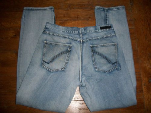 Mens-Ring-Of-Fire-Jeans-Size-34-x-34-Slim-Straight-Leg