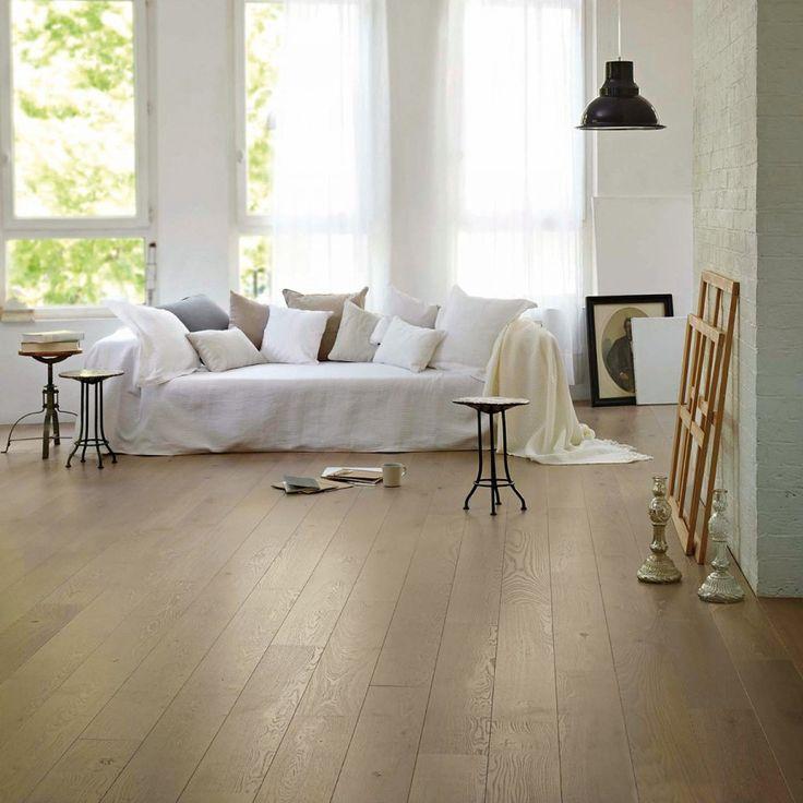 Parquet chêne contrecollé - Choix de bois campagne #wood #woodenfloor #parquet #home #interior