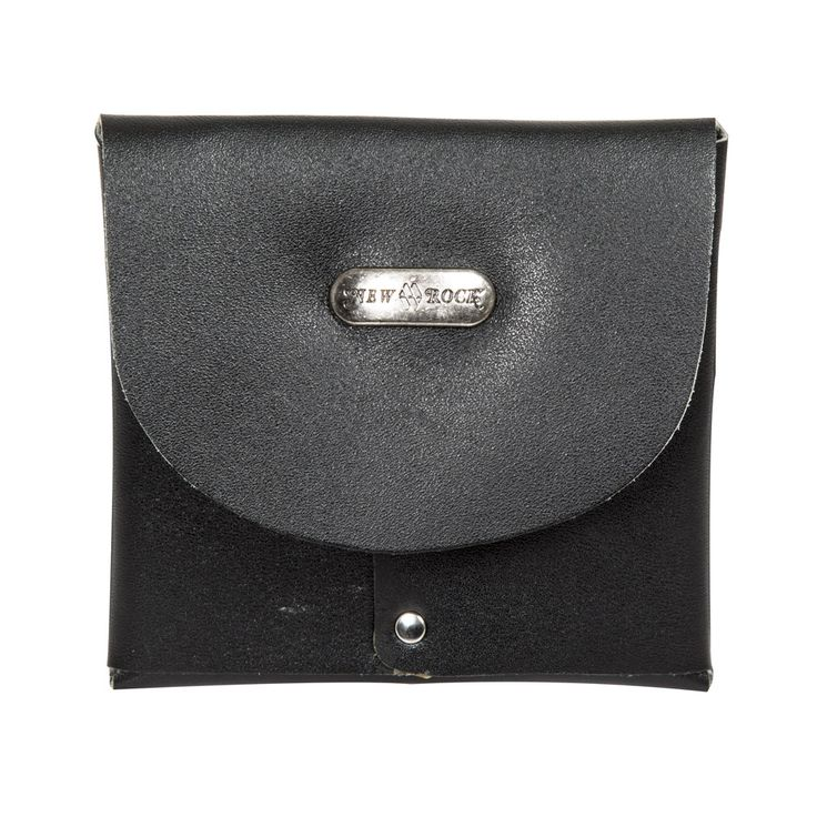 New Rock gothic genuine leather metal wallet. #newrock #wallet #goth #leather  You can purchase this wallet here: http://newrockaustralia.com/index.php?id_product=34621&controller=product
