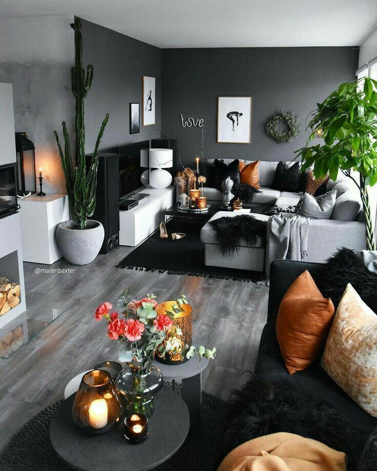 Pin By Ozge Aykin On Ev Icin Fikirler Apartment Decor Living Room Decor Cozy Living Room Decor Apartment