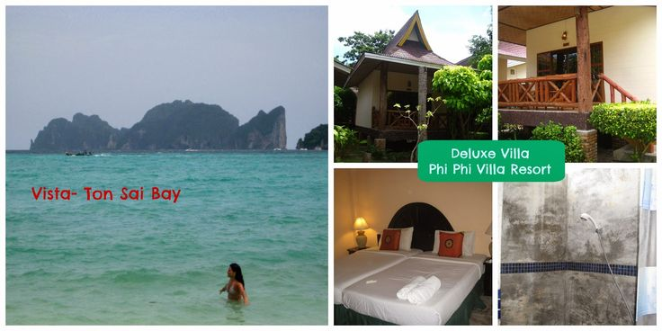 TonSai Bay  Phi Phi Villa Resort