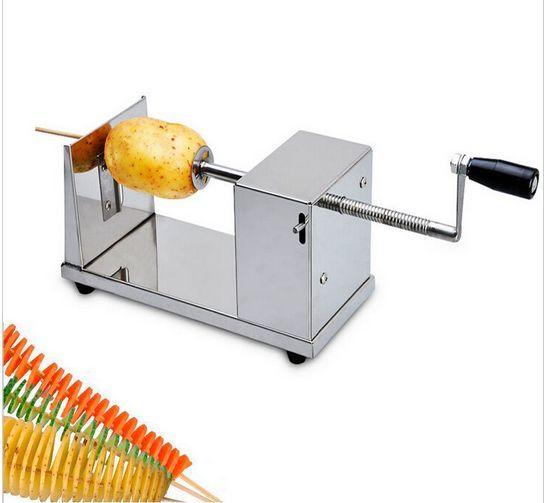 Spiral Potato cutter @ 99 aed #hstdeals #shopping #to_order_call_whatsapp_0n_0509383829 #validtillstocklast...
