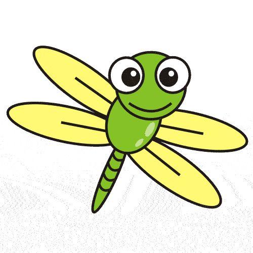 dragen fly Clip Art | ... mantis, dragon fly, scorpion ...