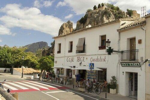 Guadalest. Spain.