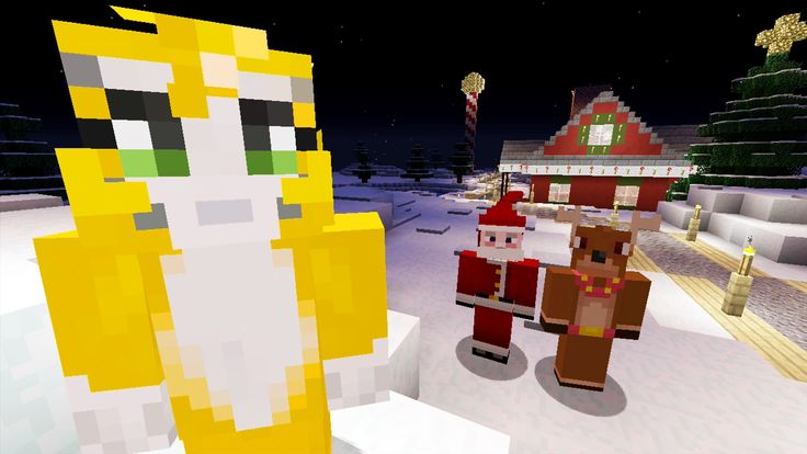 Minecraft Xbox - North Pole [367] - YouTube