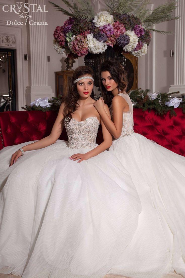 Crystal Design . #glamorousdress #bestdress #weddinggown #gown #fashion #wedding #style #dress #newcollection