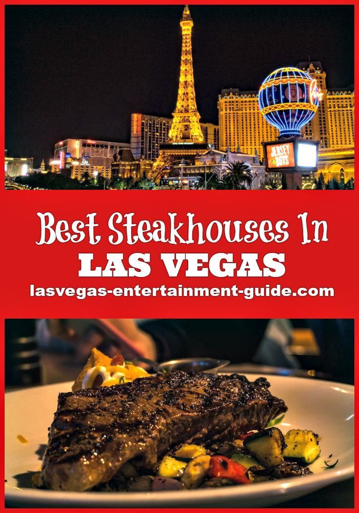 Best steakhouses in Las Vegas : Vic & Anthony's, ENVY, Del Frisco's, Michael's Gourmet Room, Lawry's The Prime Rib, The Steakhouse at Circus Circus, Fogo De Chao, Delmonico
