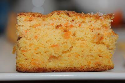 Итальянский морковный пирог. Без глютена, без казеина
