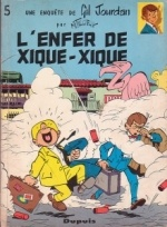 Gil Jourdan, tome 5 : L'Enfer de Xique-Xique : 7/10
