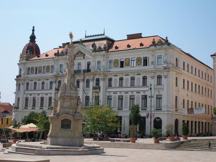 **Zsolnay Cultural Quarter - Pecs, Hungary