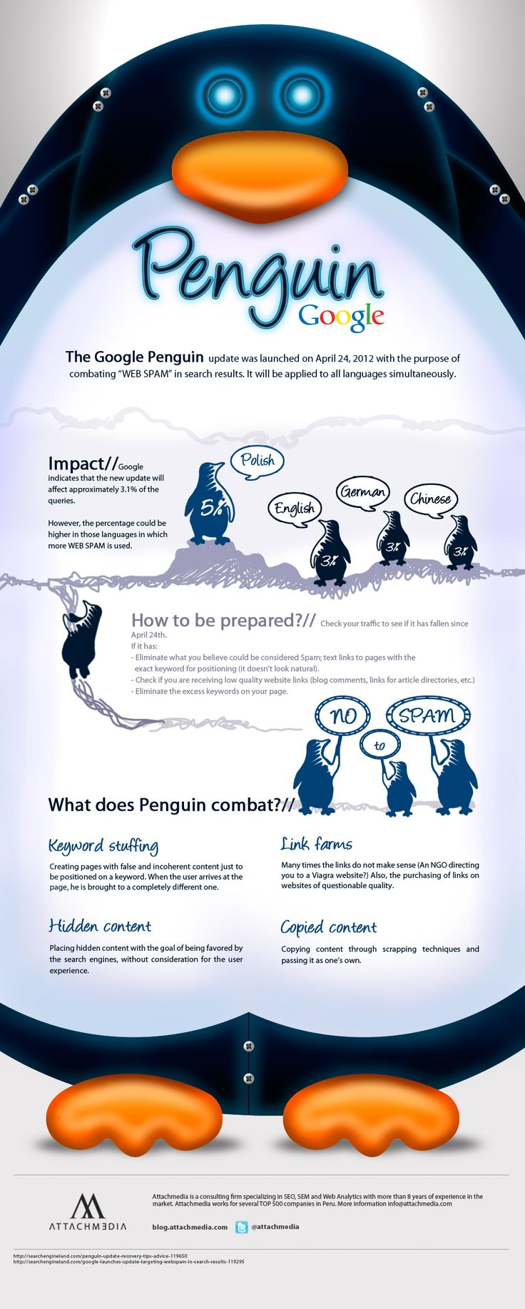 Google Penguin Update!