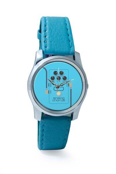 Women Wrist Watch India   Analog Chorus Guitar Effects Pedal Wrist Watch Online India