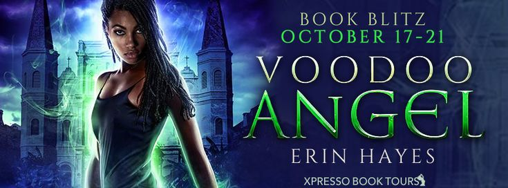 Book Blitz, Teasers, and Giveaway: Voodoo Angel