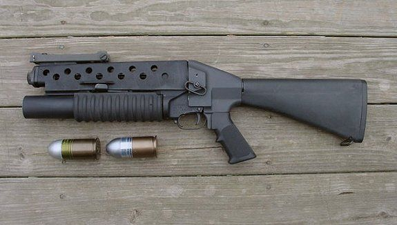 COLT M203 40MM STAND ALONE GRENADE LAUNCHER