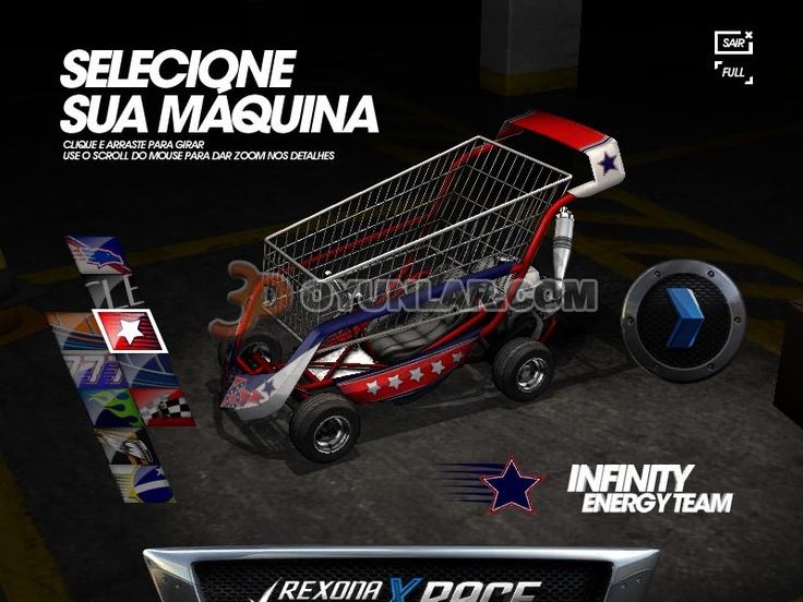 www.3doyunlar.com aracılığıyla 3d market arabası yarışı oynayabilirsiniz. Bu oyun ile marketin eğlenceli rafları arasında hızlı giderek heyecanı artırabilirsiniz.