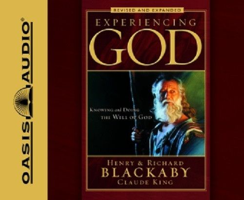 Experiencing God By Dr. Henry Blackaby CD
