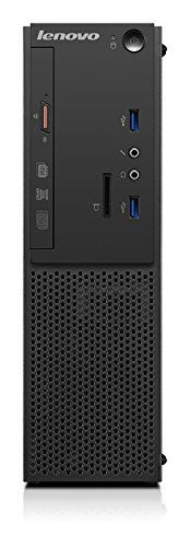 Lenovo 10KY002BUS S510 SFF Desktop PC, Intel Core i5-6400, 4GB RAM, 500GB HDD, Windows 10 Pro OS, Black