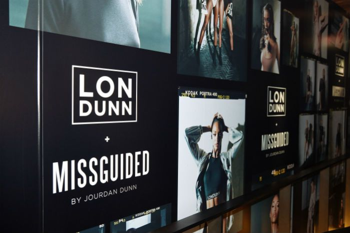 LonDunn + Missguided Launch Event. Read more about the event at : http://www.bthecommunicationsagency.com/londunn-missguided-launch-event-jourdan-dunn/