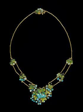 Ketting - Louis Comfort Tiffany