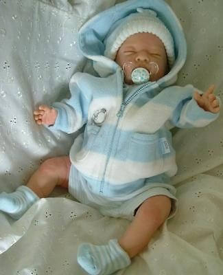 REBORN DOLL BABY BOY MADE TO ORDER CHILD FRIENDLY NOW A PLAY DOLL !!! in Dolls & Bears, Dolls, Clothing & Accessories, Artist & Handmade Dolls | eBay