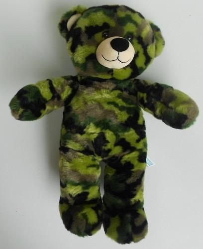 Lost on 13 Aug. 2016 @ Southern California. We lost camofluage bear somewhere…