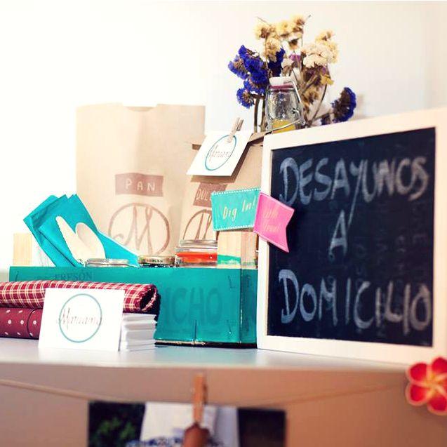1000 ideas about desayunos a domicilio on pinterest - Desayuno sorpresa madrid ...