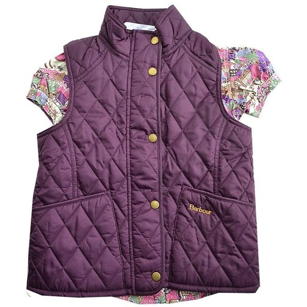 Barbour Kids Barbour Girls Summer Liddlesdale Hello Kitty Liberty... ($76) ❤ liked on Polyvore