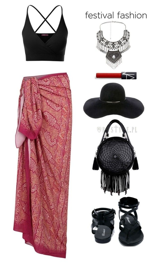 """""""Sin título #934"""" by karlamichell ❤ liked on Polyvore featuring Doublju, Breckelle's and Eugenia Kim"""