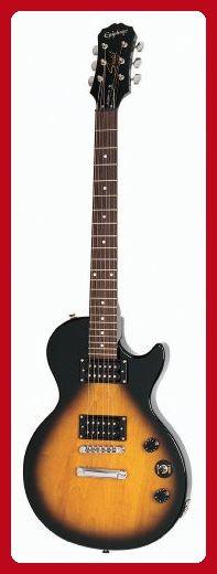 Epiphone Les Paul SPECIAL-II Electric Guitar, Vintage Sunburst - Fun stuff and gift ideas (*Amazon Partner-Link)