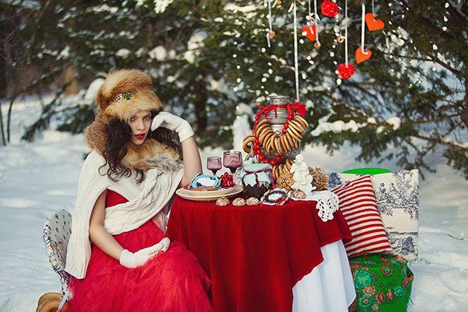 Russian Winter Wedding Inspiration